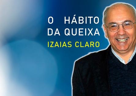 Live com Izaias Claro