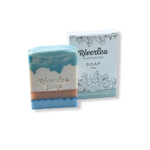 Clouds Soap Bar