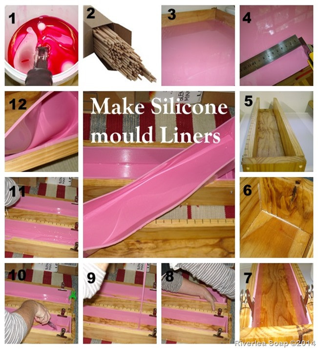 Silicone liners
