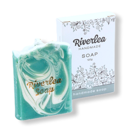 Butterfly Swirl-Neroli Soap Bar