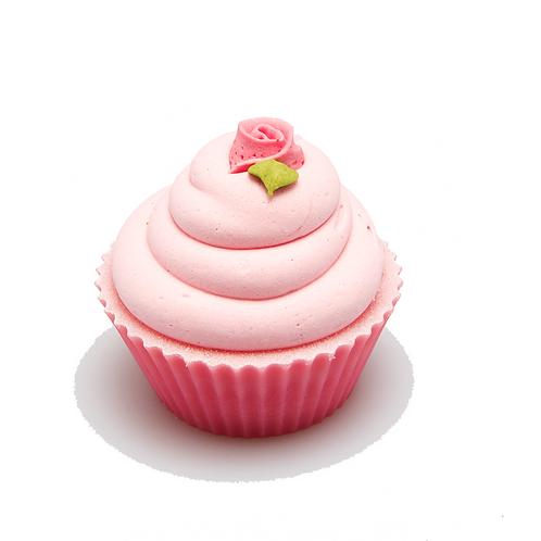 Pink Cupcake Large