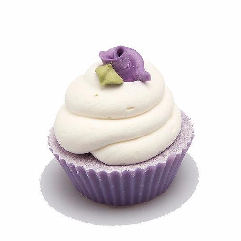 Lilac Cupcake Large