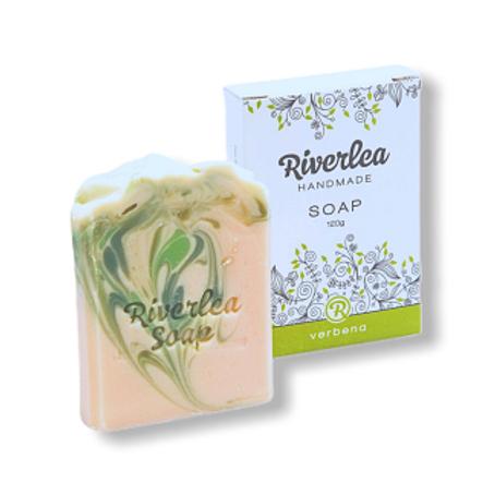 Butterfly Swirl-Verbena Soap Bar