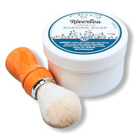 Shaving Soap 170g + Brush