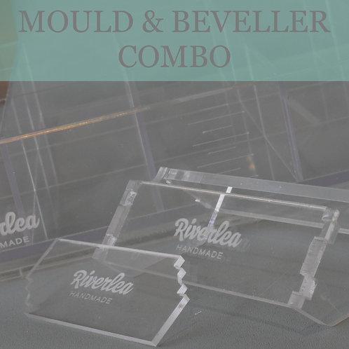 Perspex Mould - Standard 2019+Beveller COMBO