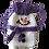 Thumbnail: Gift Card Bags (Snowman)