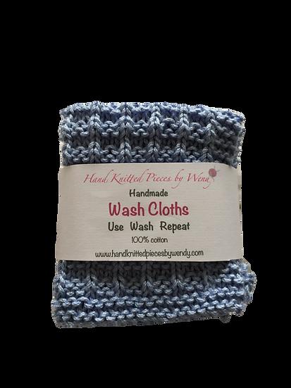 hand knit cloths