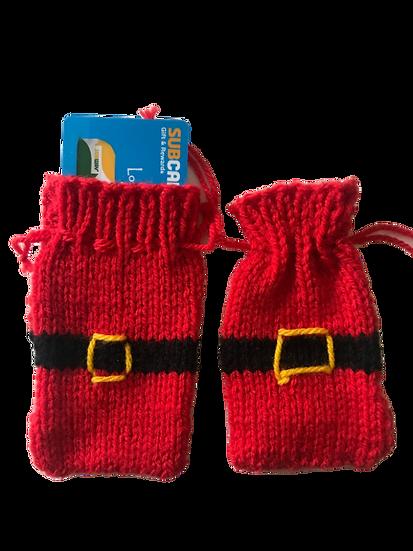 Gift Card Bags (Xmas)