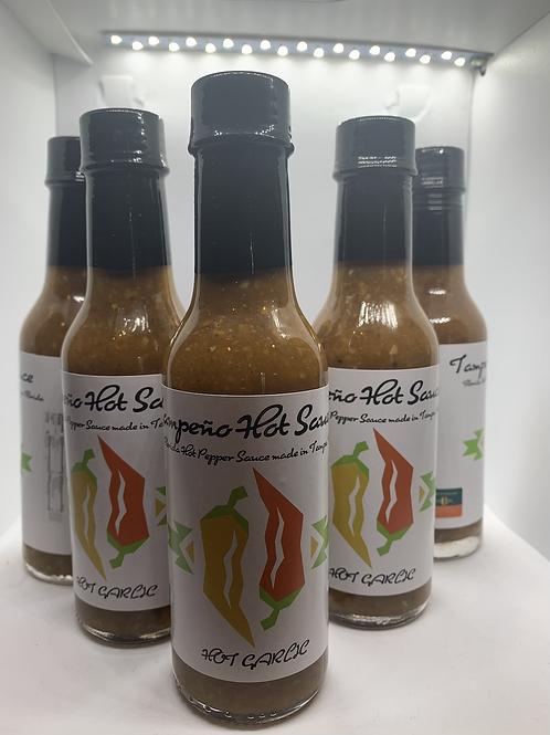 Tampeno Hot Garlic Sauce