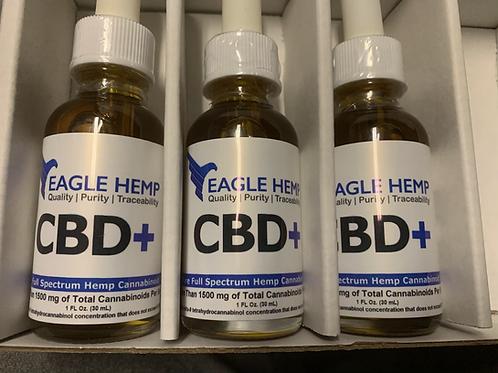 Eagle Hemp Ultra Pure Full Spectrum C B D oil