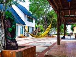 hammocks all over