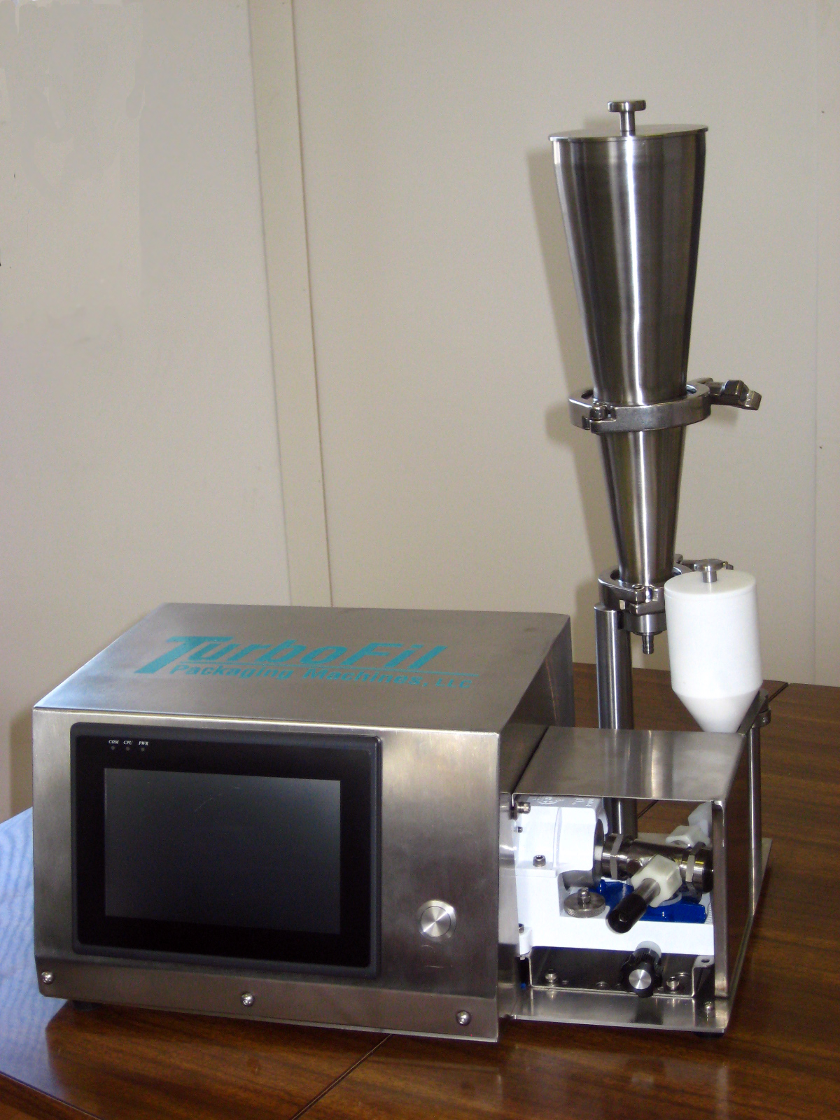 High Accuracy Filler for Vials and Syringes