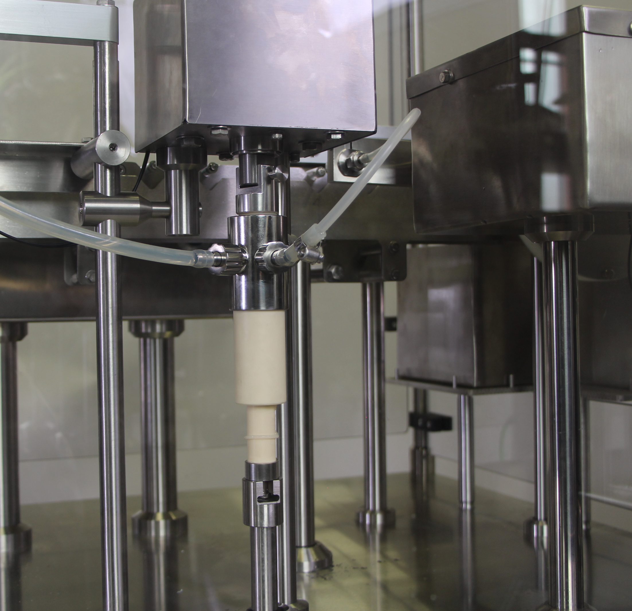 SimpliFil Syringe Filling & Assembly System
