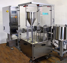 Vers 40 Automatic Filling Machine