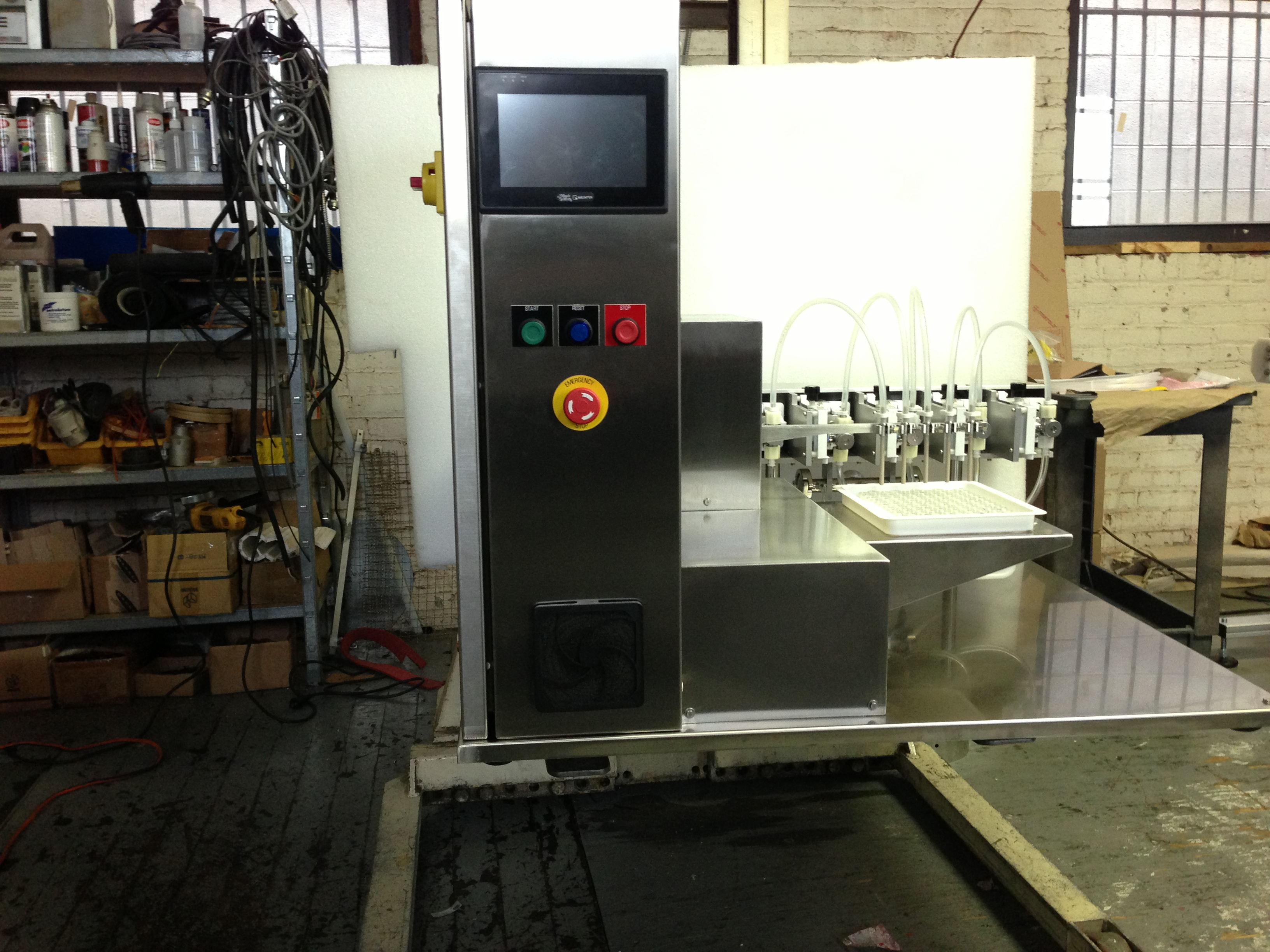 Benchtop Tray Filler TF-50