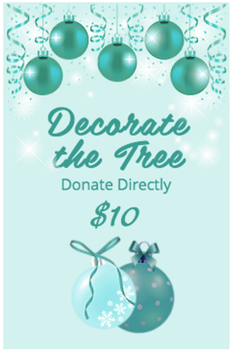 DECORATE THE TREE $10
