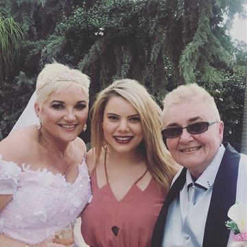 Jill & Zoe. My first SS Wedding!