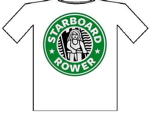 Camisa Starbord Rower