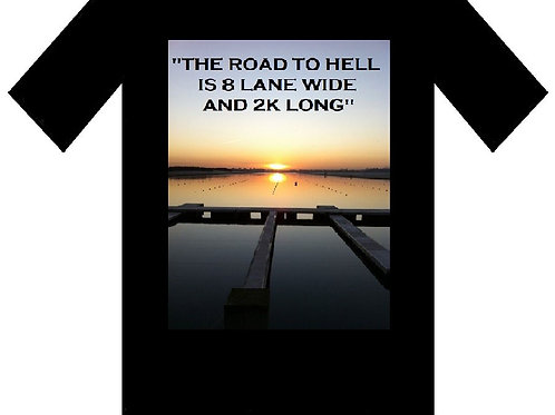 Camisa - The Road to Hell