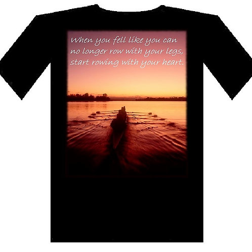 Camisa - Row With Your Heart