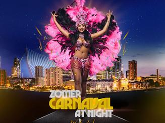 Summer carnival at night 2019