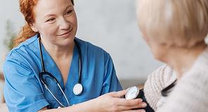 Kontrola krevní tlak