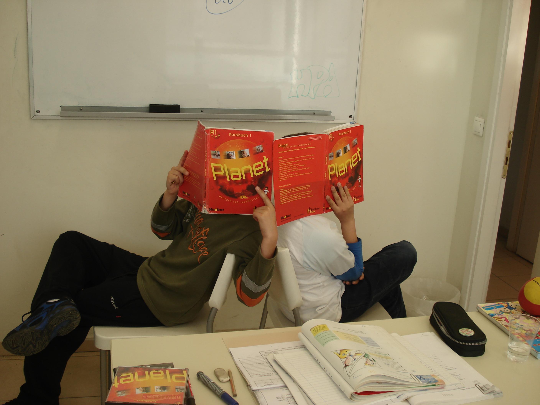 Rollenspiele im Deutschunterricht