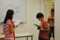 Theaterstück im Deutschunterricht