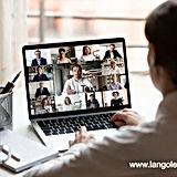live online Sprachunterricht mit speak&go