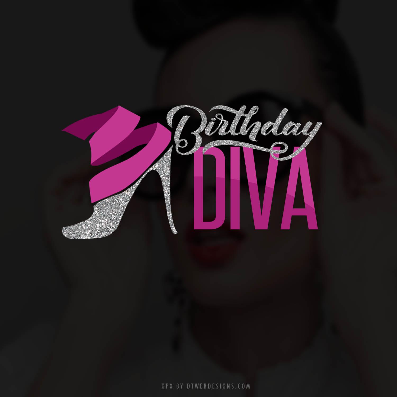 BIRTHDAY DIVA GIFS