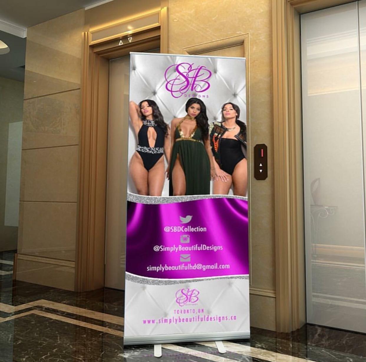 Women Fashion Banner Design