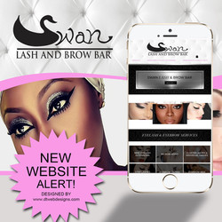 LASH & BROW WEBSITES