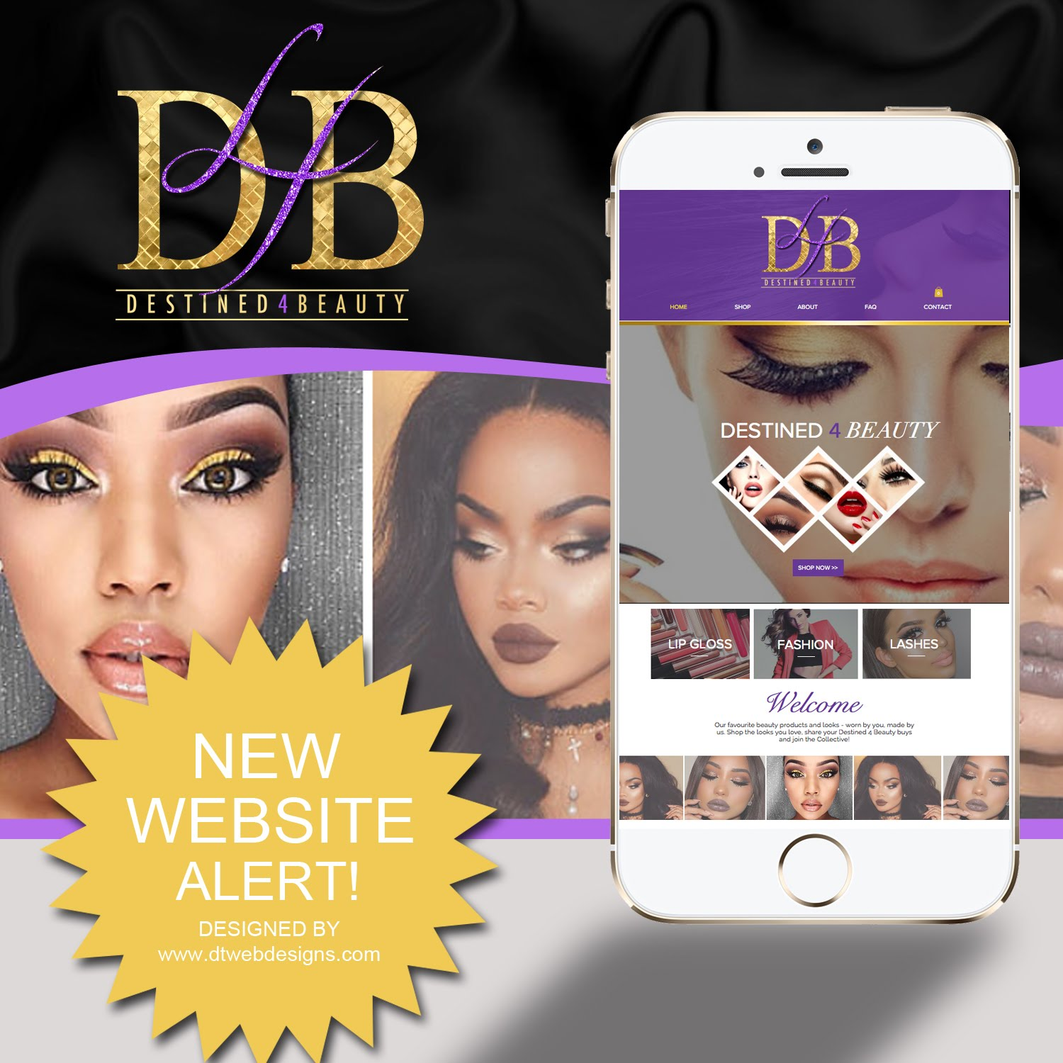 Beauty Shop Online