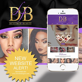 BEAUTY WEBSITES