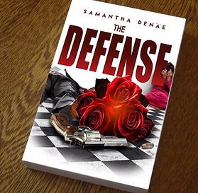 SUSPENSE BOOKCOVER DESIGN