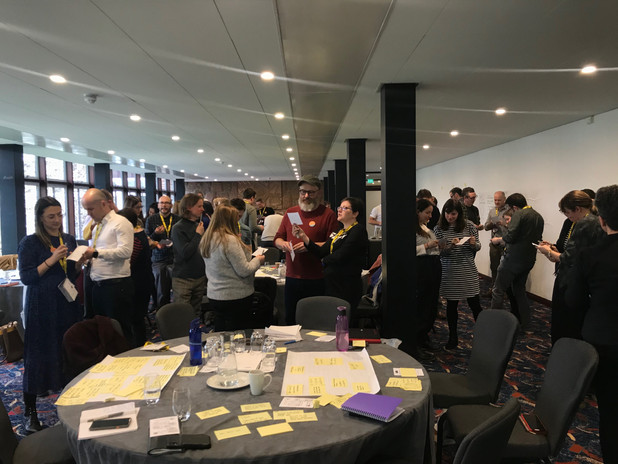 Liberating Structures at #SDinGov20