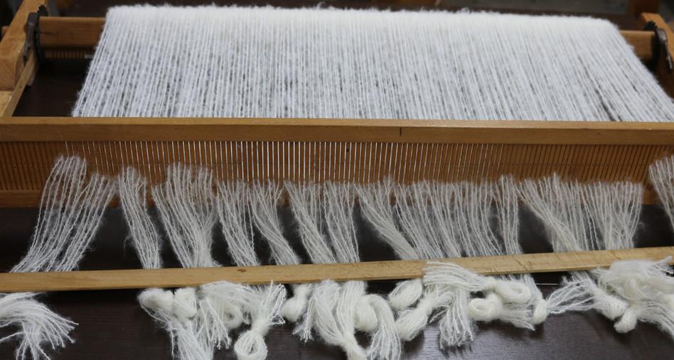 Weaving Frame (warp threads)