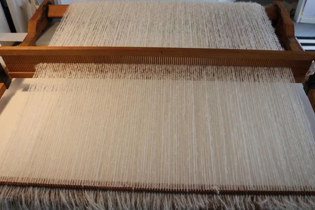 Weaving Frame (Baby Brushed Alpaca)