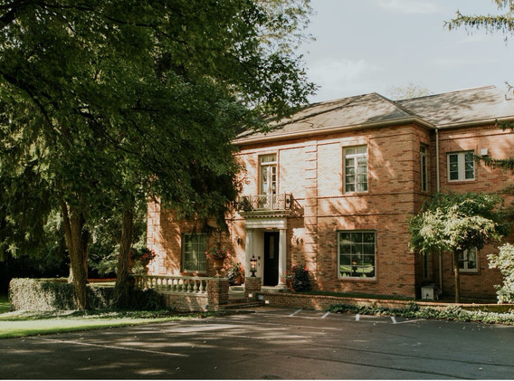 Front of Honeywell House