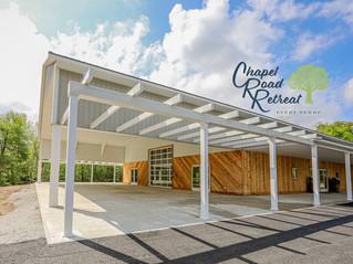 Newest Venue on the Block: Chapel Road Retreat
