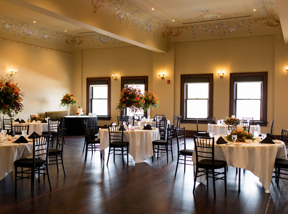 Parkview Ballroom Photographed by Autumn Howell Photography