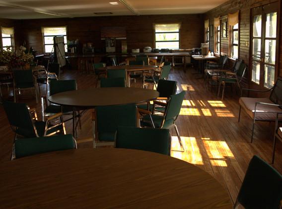 Inside Star Lodge