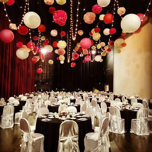 wedding.reception.on.stage.at.honeywell.