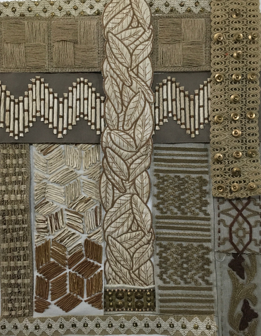 Collage of Natural Trims