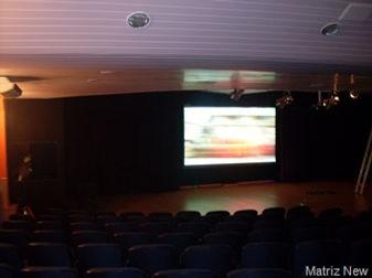 estrutura audiovisual para locação