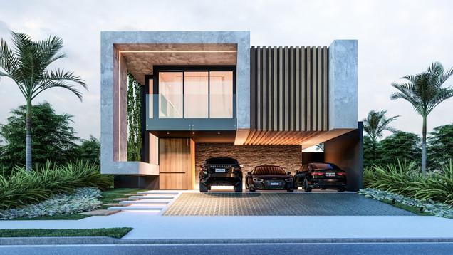 CURVO HOUSE