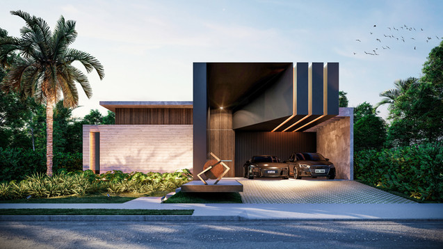 ALMEIDA HOUSE