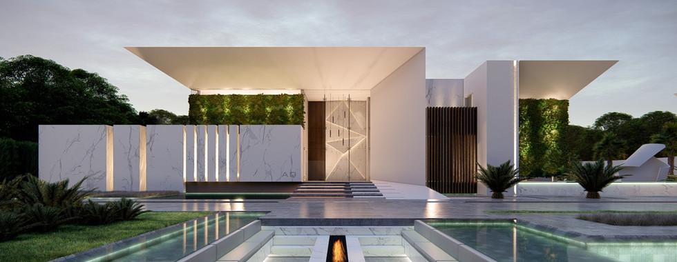 DUBAI HOUSE | UNITED ARAB EMIRATES