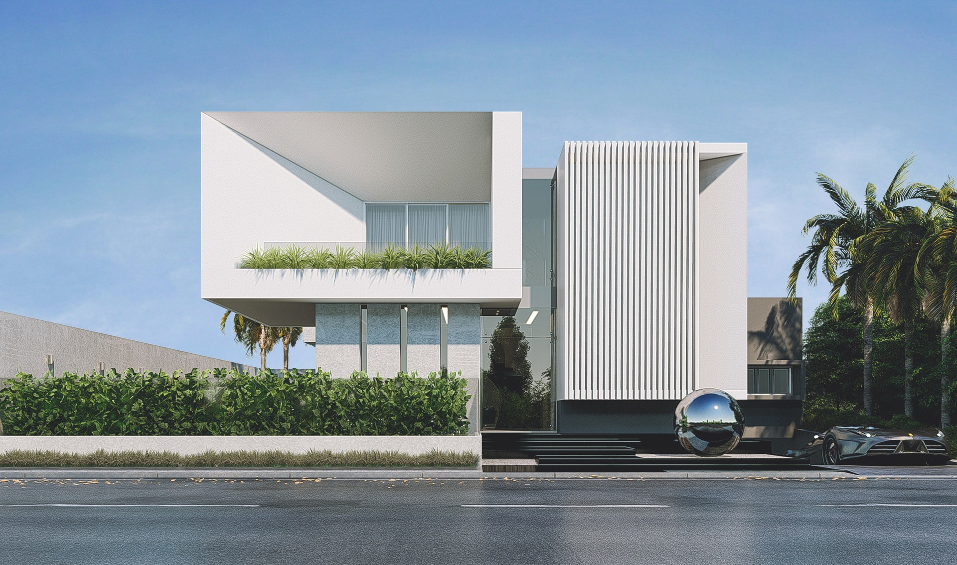 CASABLANCA HOUSE