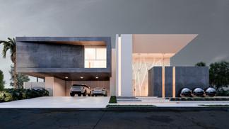 BARROS HOUSE